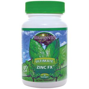 Picture of Ultimate Zinc FX - 30 Lozenges